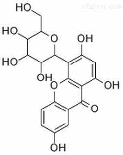 4-β-D-葡萄糖基-1,3,7-三羟基呫吨酮