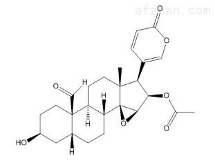 19-氧代华蟾毒精