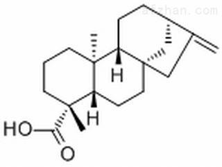 异贝壳杉烯酸