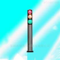 供应5米Ф400满屏一体式机动信号灯红绿灯厂