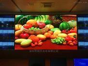 室内LED显示屏P5比P6每平方米高多少钱一平效果好多少