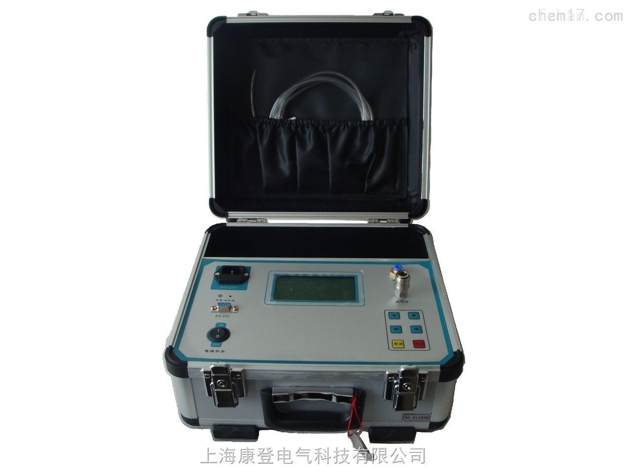 BYWS智能微水测试仪