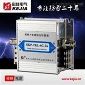 NKP-TEL-4C-2a-科佳电气二合一防雷器多少钱一台