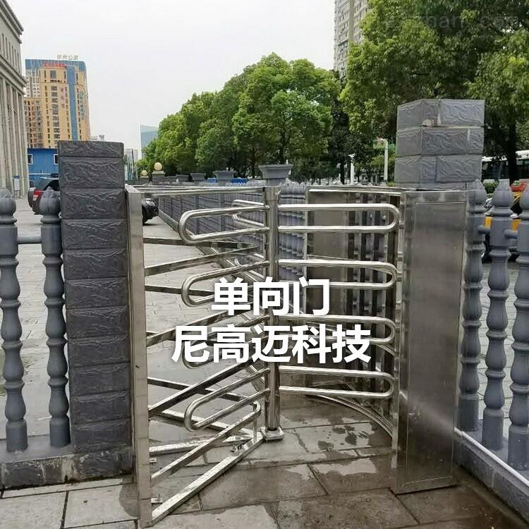 长沙景区出口栏杆梳状单向转闸厂家