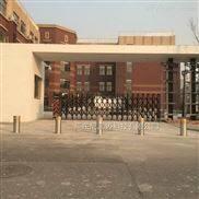 小学校门口隔离防撞自动升降柱路桩