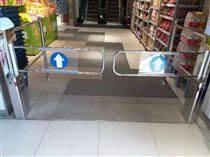 超市進出口感應門保定新發地超市入口自動門