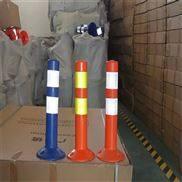 柔性柱定制交通警示柱反光性强使用长久