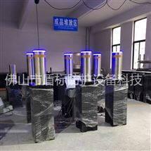 广州全自动升降柱 一体式挡车路桩 升降地桩