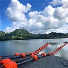 合肥聚乙烯管线浮筒 水上管子浮筒