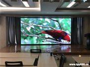 會議室P1.923LED全彩顯示屏多少錢一平方