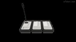 NAS-8502IP网络话筒排行_世邦IP广播控制台