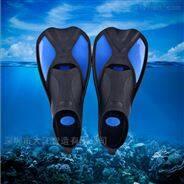 鸭蹼蛙鞋游泳潜水短脚蹼成人浮潜套装备硅胶
