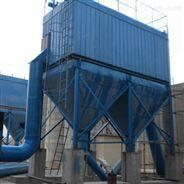 新乡铸造厂落砂机布袋除尘器的上风方式