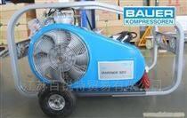 BAUER宝华呼吸压缩机BAUER250-TE充气泵