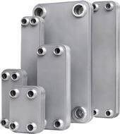 Funke换热器TPL00-K选型指导TPL 00-K-30-22