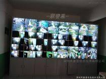 KAPN解碼IP拼接屏安防監視控大屏