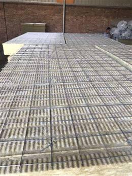 钢丝网岩棉保温板大量国标库存