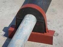 橡塑管道木托,管道橡塑木托供应厂家