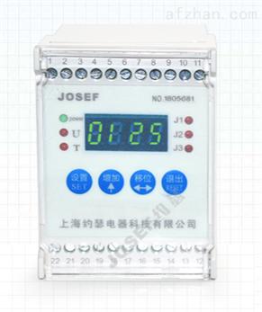 HOVD-220VAC-2H-NZ数显电压继电器