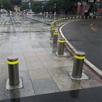 自动拦截路桩 大门防冲撞升降柱遥控隔离柱