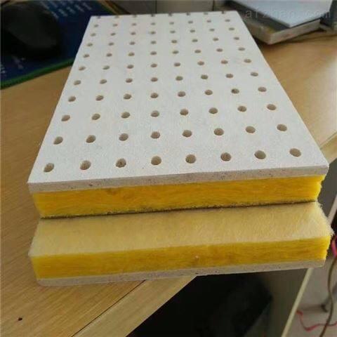 玻璃棉复合硅酸钙板
