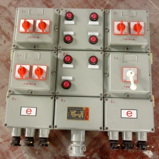 BXMD51-6/32A隔爆型防爆配电箱