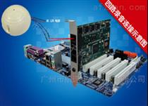 4路監控錄音卡 型號:HS-DVR-4K