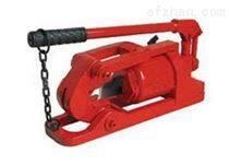 液压钢丝绳切断器