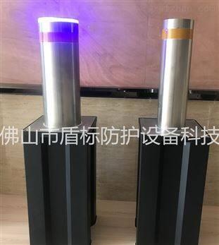 安防液压防护柱固定地桩防撞柱遥控升降柱