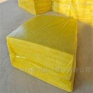 大城38公斤单面玻璃棉板*防火铝箔玻璃丝棉