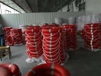 馬峰窩標貼橘紅色船用CCS救生圈