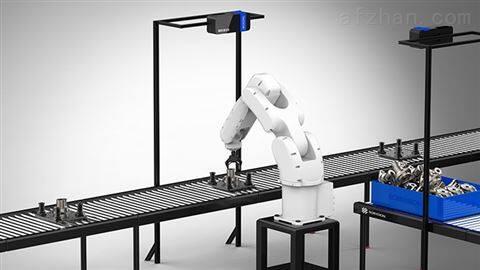 3D视觉机械上下料