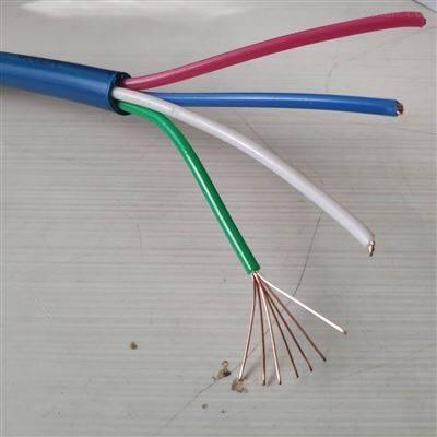 矿用通信电缆MHYV4*2*7/0.37信号电缆