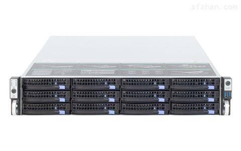 杰士安12或24盘位高性能监控视频存储服务器