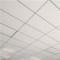 欽州環保平涂巖棉吸音天花板室內吊頂