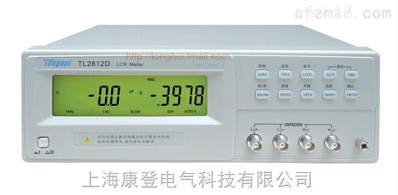 TL2812D型LCR數字電橋