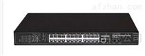 全千兆2光24电光纤环网交换机