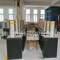 优质304不锈钢液压防撞柱,智能升降桩