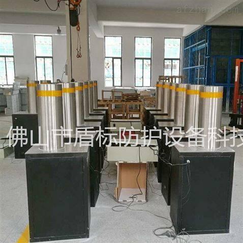 机电液压升降柱分体式自动伸缩防撞杆路桩
