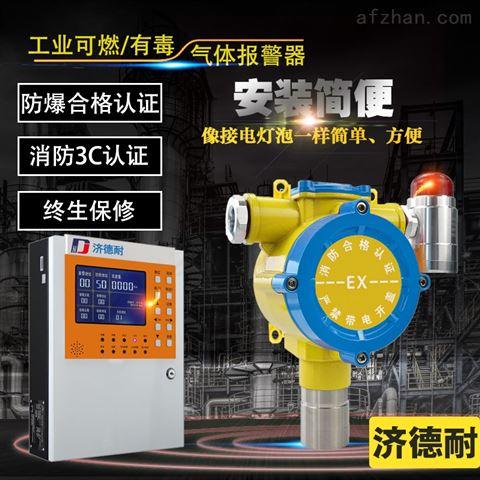 炼钢厂车间松节油气体浓度报警器
