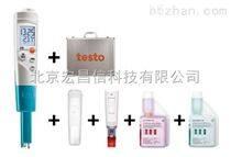 t206-1pH/℃ 测量仪套装(带标定液+仪器箱)