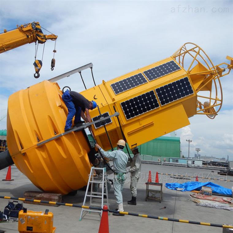 1.8米组合式航道浮标