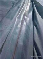 土工布具有良好的导水性能,应用广泛