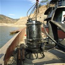 山東潤泰耐磨潛水泥漿泵-清淤泵-泥砂泵
