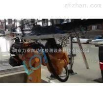 金属柜定制专用自动折弯机器人 力泰科技钣金加工