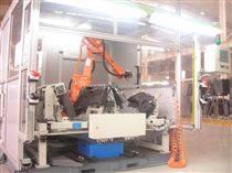 新力光木头打螺丝工业机器人卓越的精度和速度