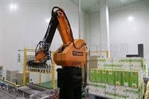 沃迪搬運工業機器人專業碼垛化肥機械手臂