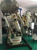 二手工業機器人日本川崎搬運碼垛機械臂