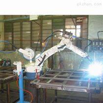 掛車箱板焊接機器人工業焊接 機械臂