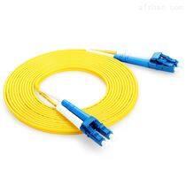 光纤跳线 单模双芯LC-LC 3米 9/125um